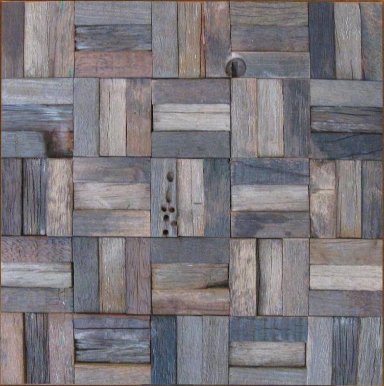 Pareti in legno per interni acquista a poco prezzo pareti in legno per interni lotti da - Piastrelle color legno ...