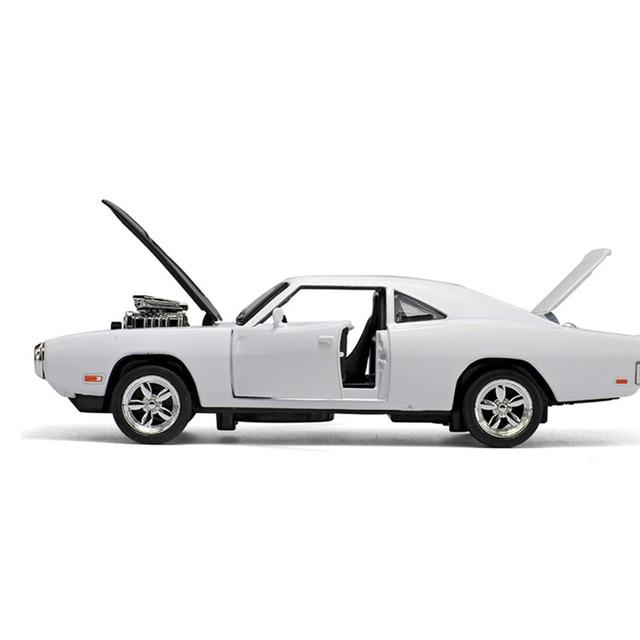 1:32 Форсаж Dodge Charger Сплава Модели Автомобилей Детские Игрушки Четыре Цвета Металла Классических Автомобилей Имитационная Модель