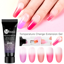 Mtssii 20ml Acrylic Extend UV Nail Gel Extension Builder Led