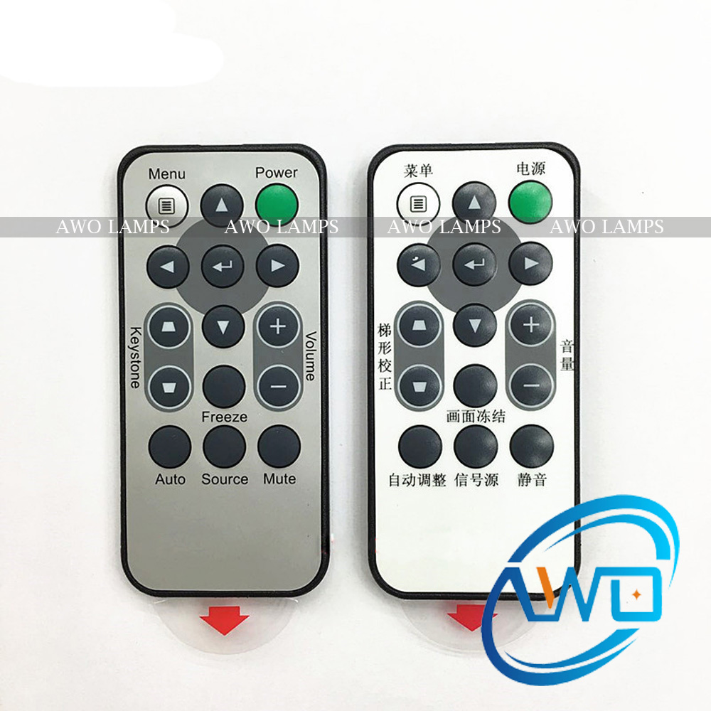 REPLACEMENT Original Projector remote control AB110-JD FIT For LG DS125-JD DX125-JD Projectors projector remote control for projector vivitek d535