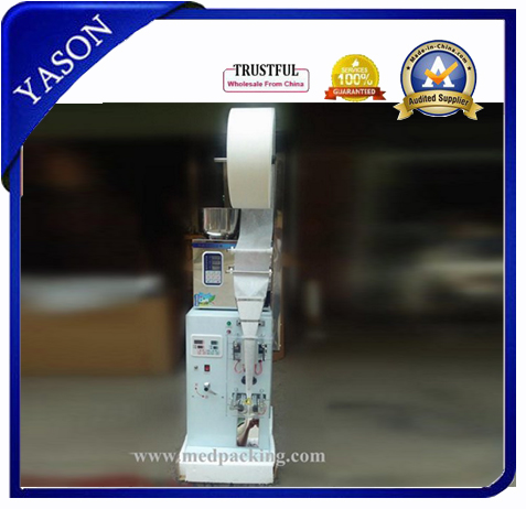 2-180g Automatic Tea bag filling and packing machine  GRINDING