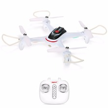 FPV Headless Mode 3D Flips Remote Control RC Helicopters SYMA X15W 0.3MP HD Camera Mini RC Quadcopter Drone with Camera Wifi
