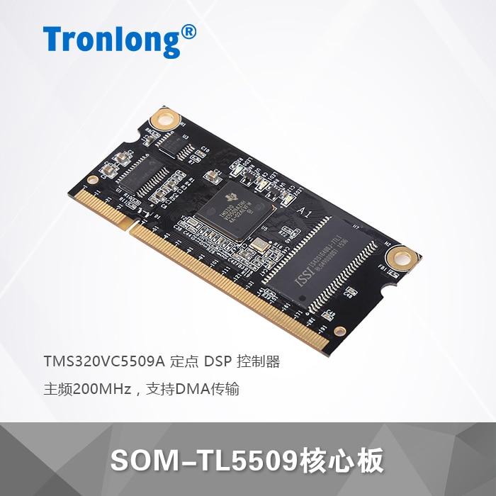 SOM-TL5509 TMS320VC5509A carte de base C55x faible puissance DSPSOM-TL5509 TMS320VC5509A carte de base C55x faible puissance DSP
