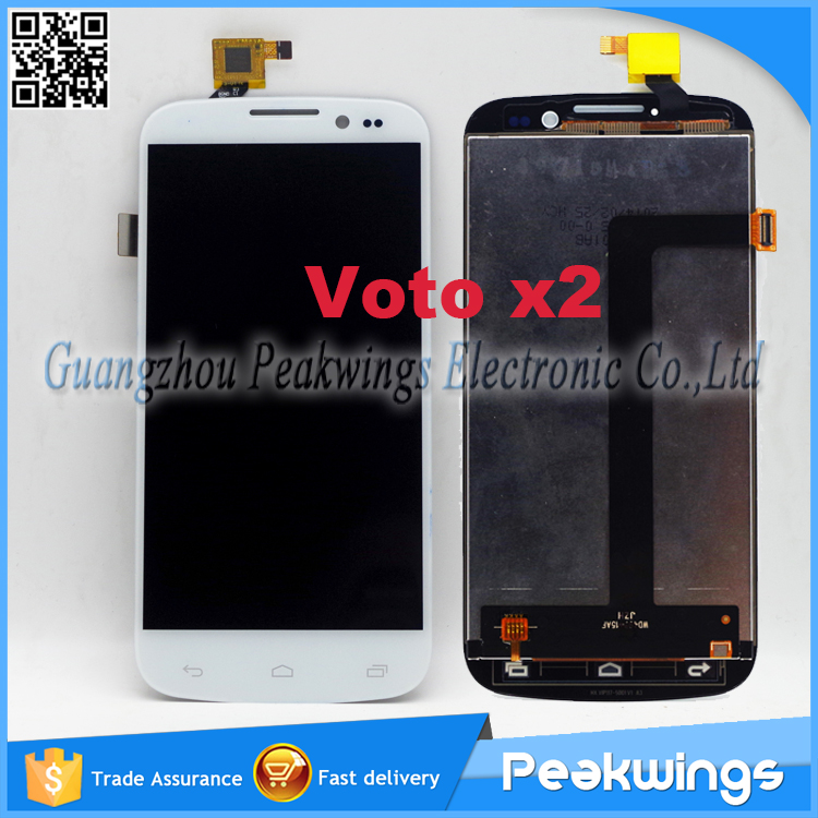 ФОТО LCD For UMI X2 VOTO X2 V5 LCD Display Touch Screen Digitizer Assembly