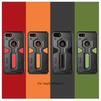 Military Cover Case For Iphone 8 Phone Hybrid Hard Tough Armor Case For Apple Iphone 8