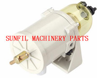 500FG ASSEMBLY WITH HEATER FUEL WATER SEPARATOR RACOR FILTER TURBINE DIESEL ENGINE FILTER MARINE SET PARTS