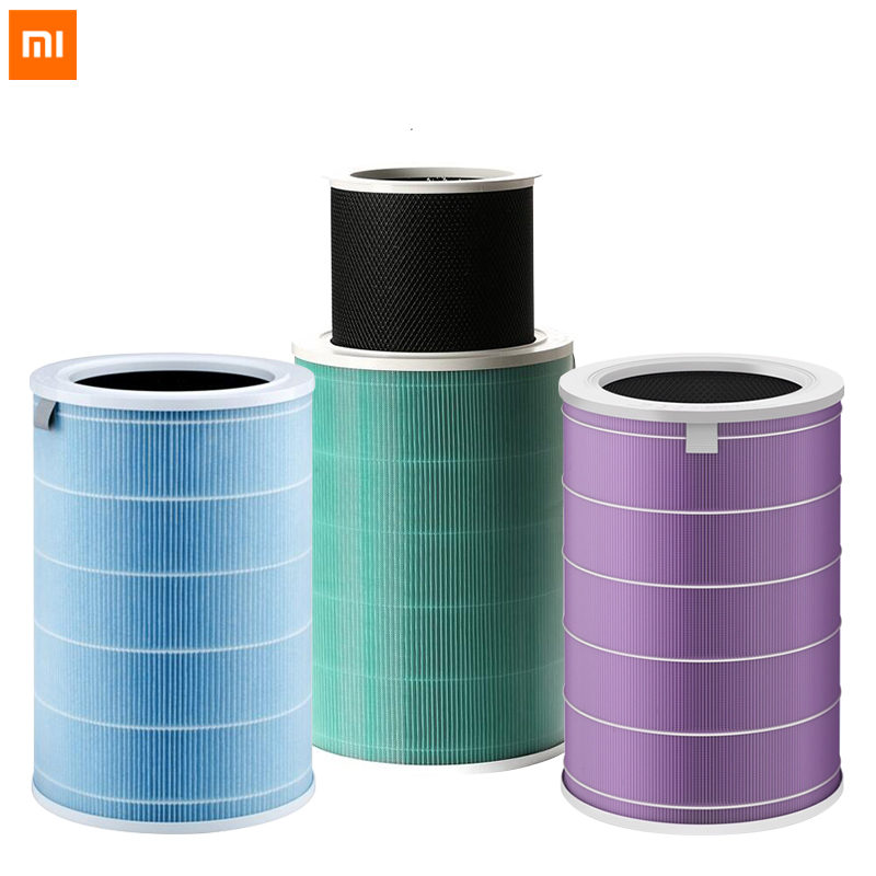 Xiaomi Air Purifier Filter Parts Air Cleaner Filter Smart Mi Air Purifier Core Removing HCHO Formaldehyde/Antibacterial Version