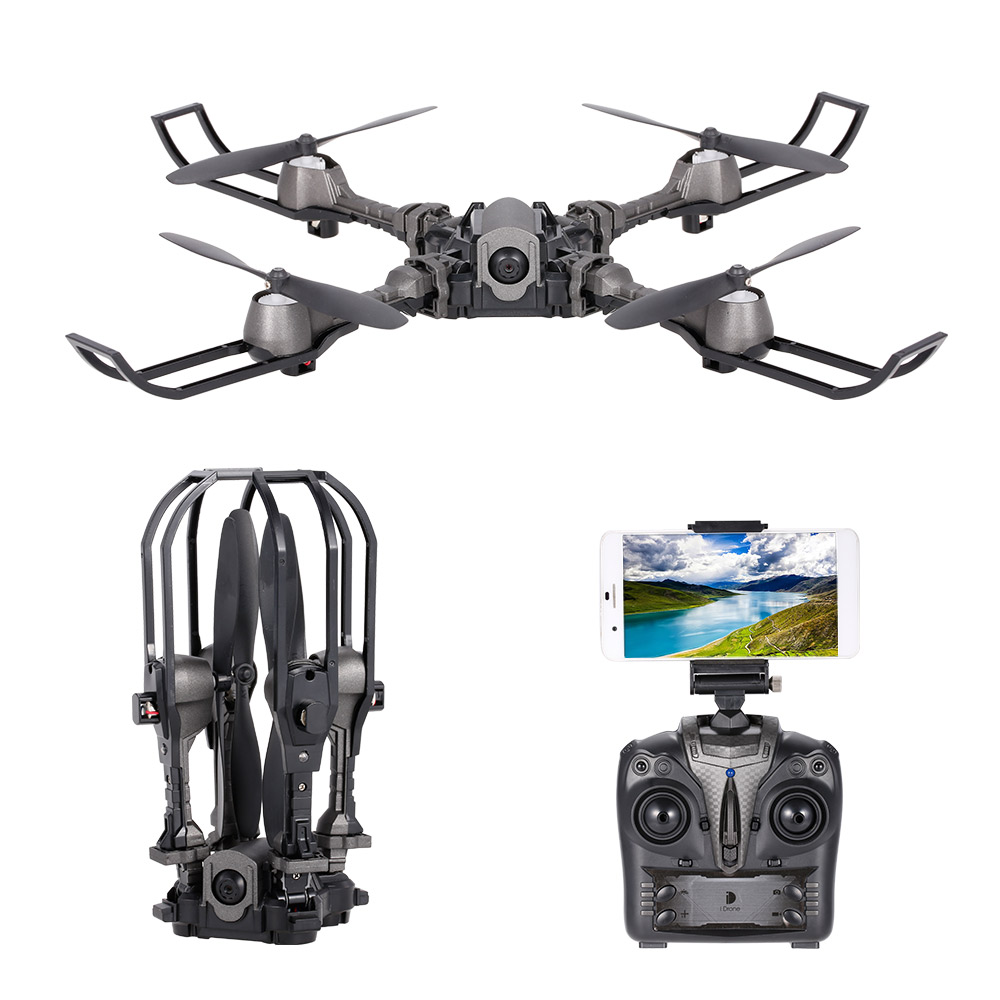 Original iDrone i5hw 2.4G 4CH 0.3MP HD Camera WiFi FPV
