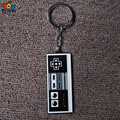 Wholesale 100 pcs Nintendo Playstation Game Controller keychain keyring bag pendant accessories toys gift for man game lover