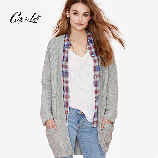 Aliexpress.com : Buy Just Female Play It Cool Cardigan Women ...