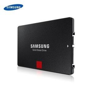 Image 4 - SAMSUNG SSD 860 PRO 256GB 512GB disco rigido interno HDD disco rigido SATA 3 2.5 HHD per PC Desktop portatile 1TB 2TB 4TB
