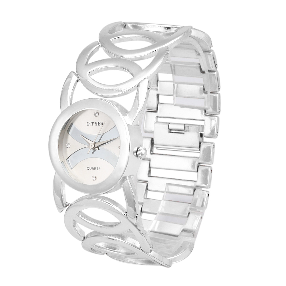 Hot Fashion Brand Bracelet Watches Women Ladies Casual Quartz Watch Wrist Watch Dress Wristwatch Clock Female 1201610137