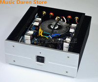 M60 pure post stage HiFi grade power amplifier ON NJW0302 0281 Precision pairing good sound Class A and class AB for choose