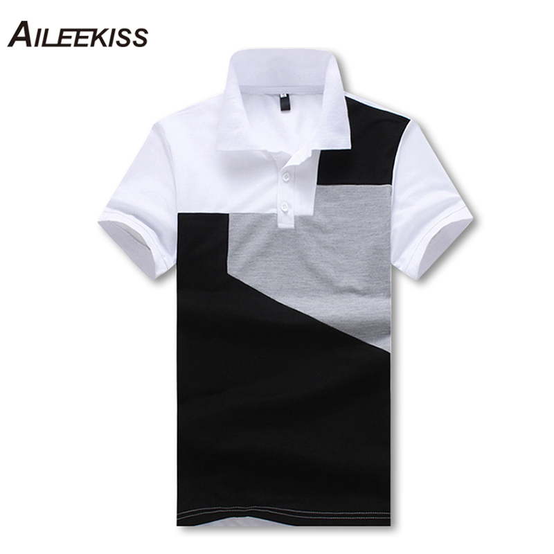 2019 Summer Brand New Male   Polo   Shirt Arrive Formal Shirts For Men Business Short Sleeve Breathable Mens Clothing Slim Fit XT682