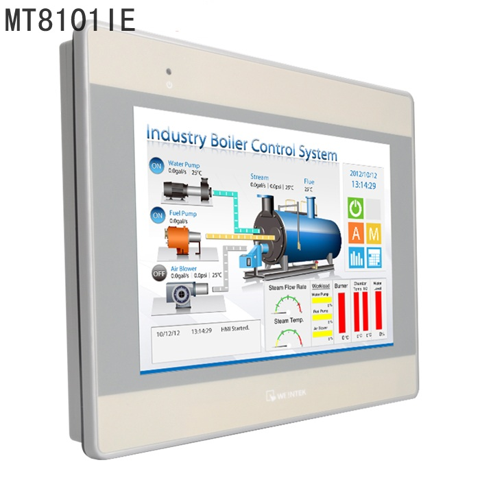 MT8101iE Original WEINVIEW Weintek HMI, NEW MT 8101IE Touch Screen Panel for Industrial Automation, 10.1'' TFT, 262K Colors