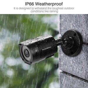 Image 2 - FLOUREON 1080P HD 3000TVL חיצוני אבטחת מערכת מצלמה 2MP 940nm ראיית לילה CCTV מעקב PAL Bullet מצלמה עבור AHD DVR