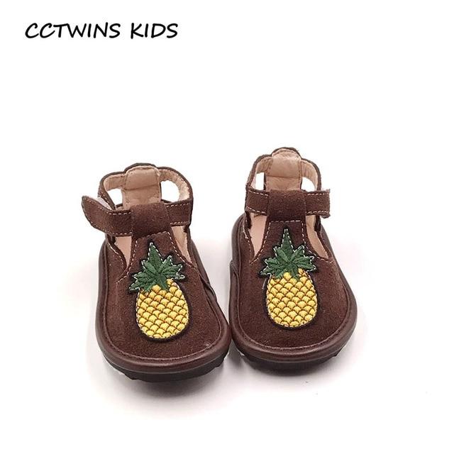 CCTWINS BAMBINI 2017 Della Ragazza Del Bambino Del Bambino di Marca Mary  Jane Cinturino scarpa Fashion 048f598b01e