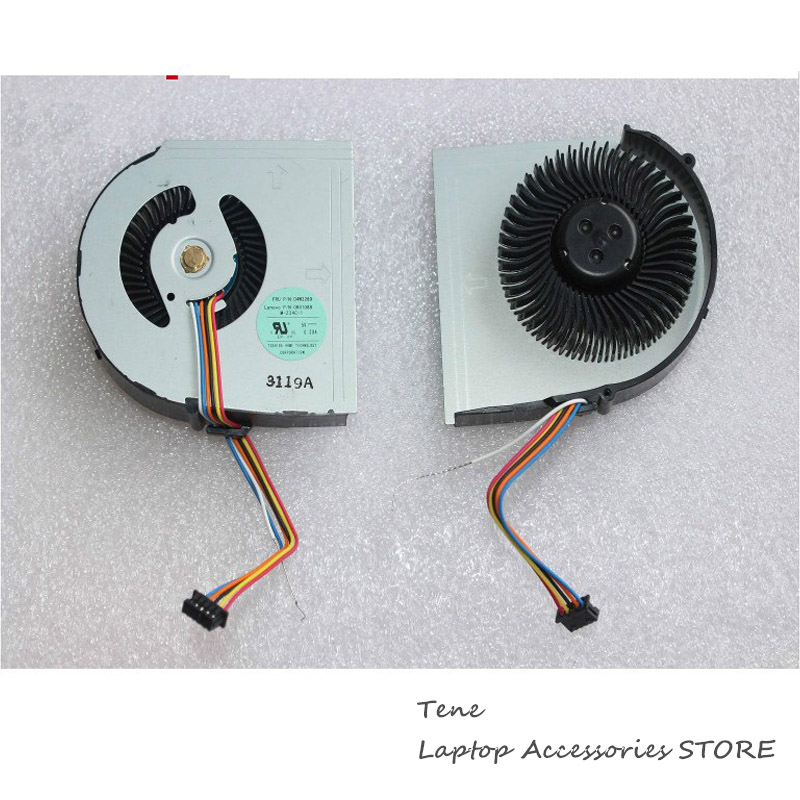 Brand New Original Laptop CPU Cooling Fan cooler For Lenovo ThinkPad IBM T430 T430I Genuine Cooler Radiator Fan
