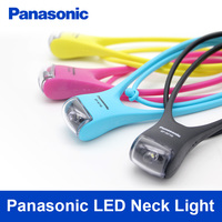 Panasonic Neck Lamp LED Individual Lamp Flashlight Lamp Night Light Running Free Shipping
