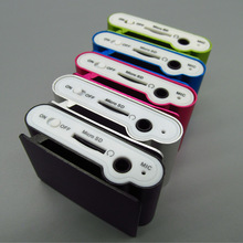 New Portable MP3 Music Player LCD Screen Mini Clip Multicolor MP3 Player With Micro TF/SD Card Slot Electronic Products