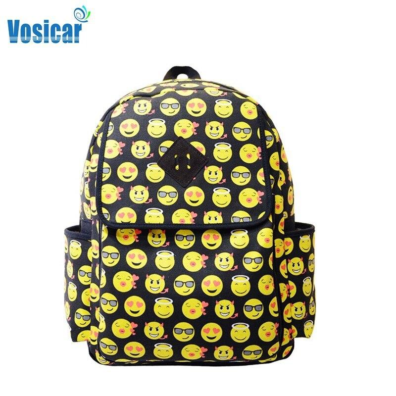 Emoji Book Bag Promotion-Shop for Promotional Emoji Book Bag on ...