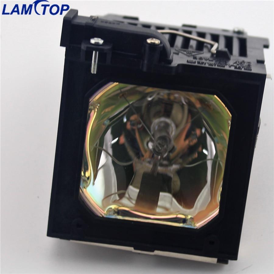 LAMTOP POA-LMP48 Replacement Projector Bulb/Lamp with Housing for PLC-XT10/XT11/XT15/ XT16/XT3000//XT3200/XT3800 lamtop 331 2839 factory price replacement projector lamp bulb with housing 4320x 4220x