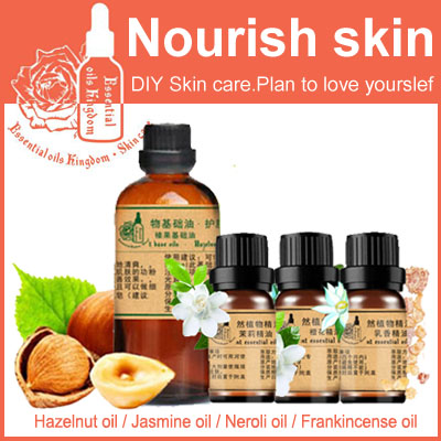 100% Pure Plant Base Oil Essential Oils Skin Care German Imports Hazelnut / Jasmine / Neroli / Frankincense Oil 100ML Handmade 2 5 sata to ide hdd caddy for dell d500 d600 inspiron 300m 500m more