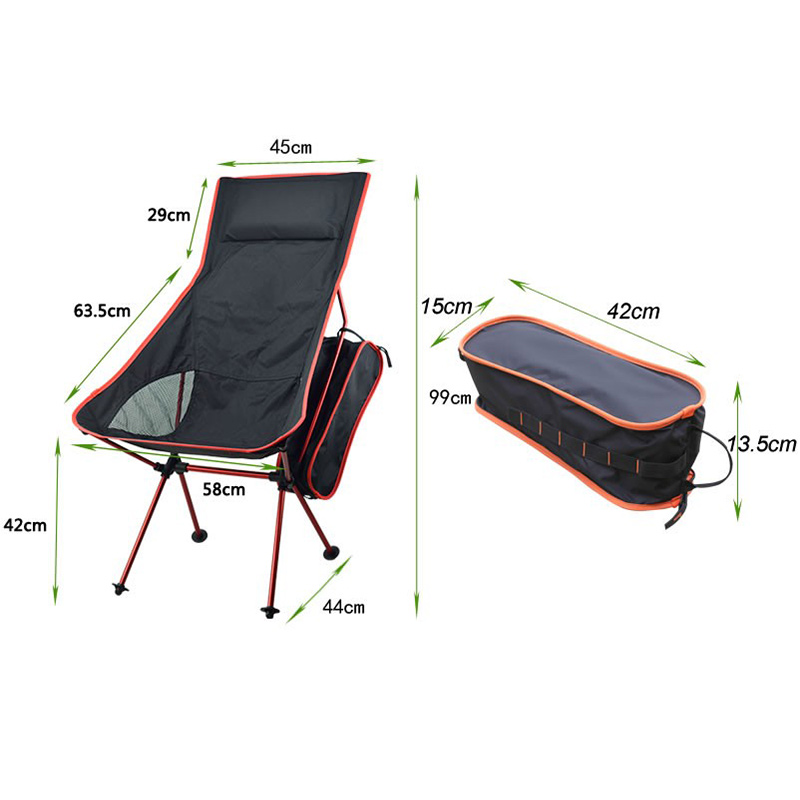 Portable Collapsible Moon Chair Fishing Camping BBQ Stool Folding Extended Hiking Seat Garden Ultralight Office Home FurniturePortable Collapsible Moon Chair Fishing Camping BBQ Stool Folding Extended Hiking Seat Garden Ultralight Office Home Furniture