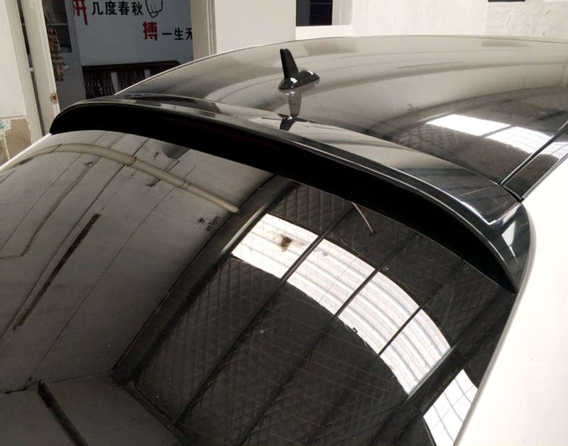 rear window roof spoiler for benz W205 c63 C180 C200 C260 C300 C74 high quality spoilers by primer or black white paint color in Spoilers Wings from Automobiles Motorcycles