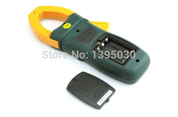 Cuisinière électrique Portable | 4 Pcs/lot Jaune/rouge Portable électronique Affichage Numérique Pince Mètre Mini Auto-allant LCD Multimètre MS2138