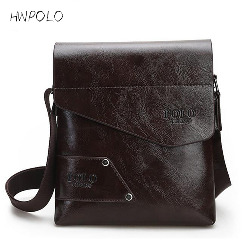 HWPOLO Men Messenger font b Bags b font 2017 Shoulder font b Bags b font High