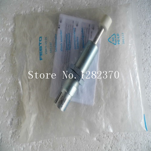 [SA] New original authentic special sales FESTO buffer YSRW-16-26 stock 191 197 [sa] new original authentic special sales rexroth r412010305 buffer stock 2pcs lot