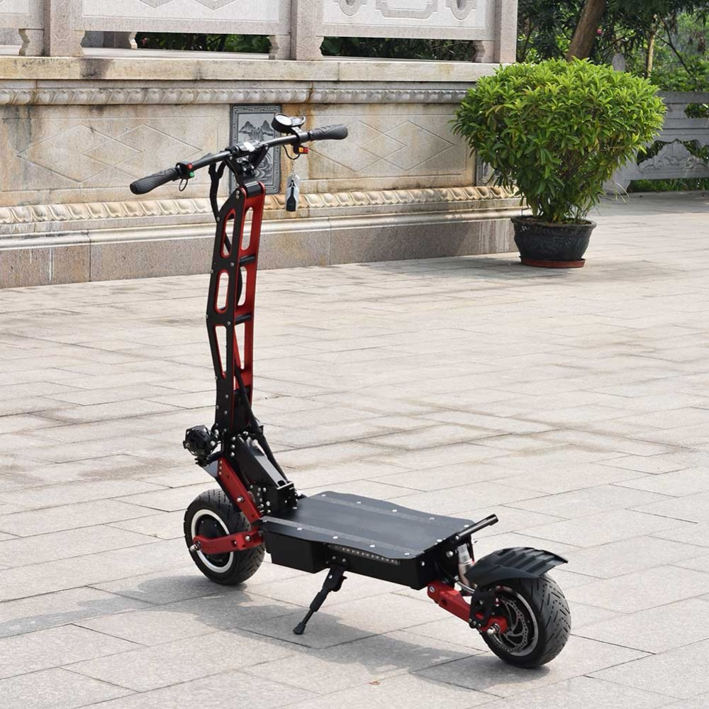 powerful 3200w dual motor off road tyre adults foldable. Black Bedroom Furniture Sets. Home Design Ideas
