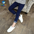TUTUYU Autumn Spring Children Clothing Girls Legging Jeans Pants Fashion Pants Capris Baby Pencil Pants Trousers Denim 0207