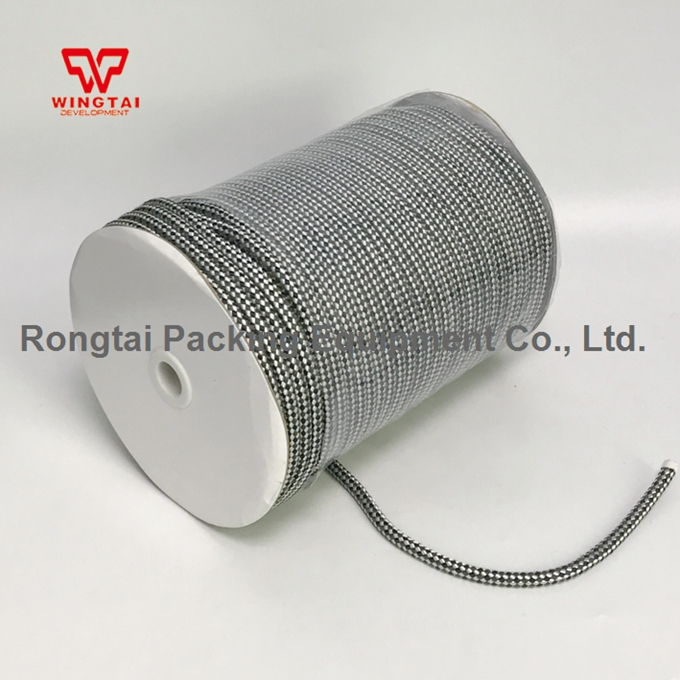 Anti Static Cord Rope 10m/Roll Eliminate Static Electricity Rope Diameter 6mm/8mm/10mm/12mm Conductive Rope original from uk fraser 850 conductive microfibre filament cord anti static string 10m 25m