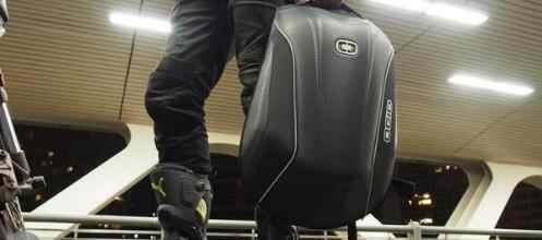 OGIO 5 Mach Ritter Rucksack Tasche für laptop carbon fiber schutz rucksack 002