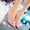 Vintage Sexy lady Pointed Toe High Heels shoes summer Women Pumps Shoes 2016 Brand New Design women shoes Platform Pumps party