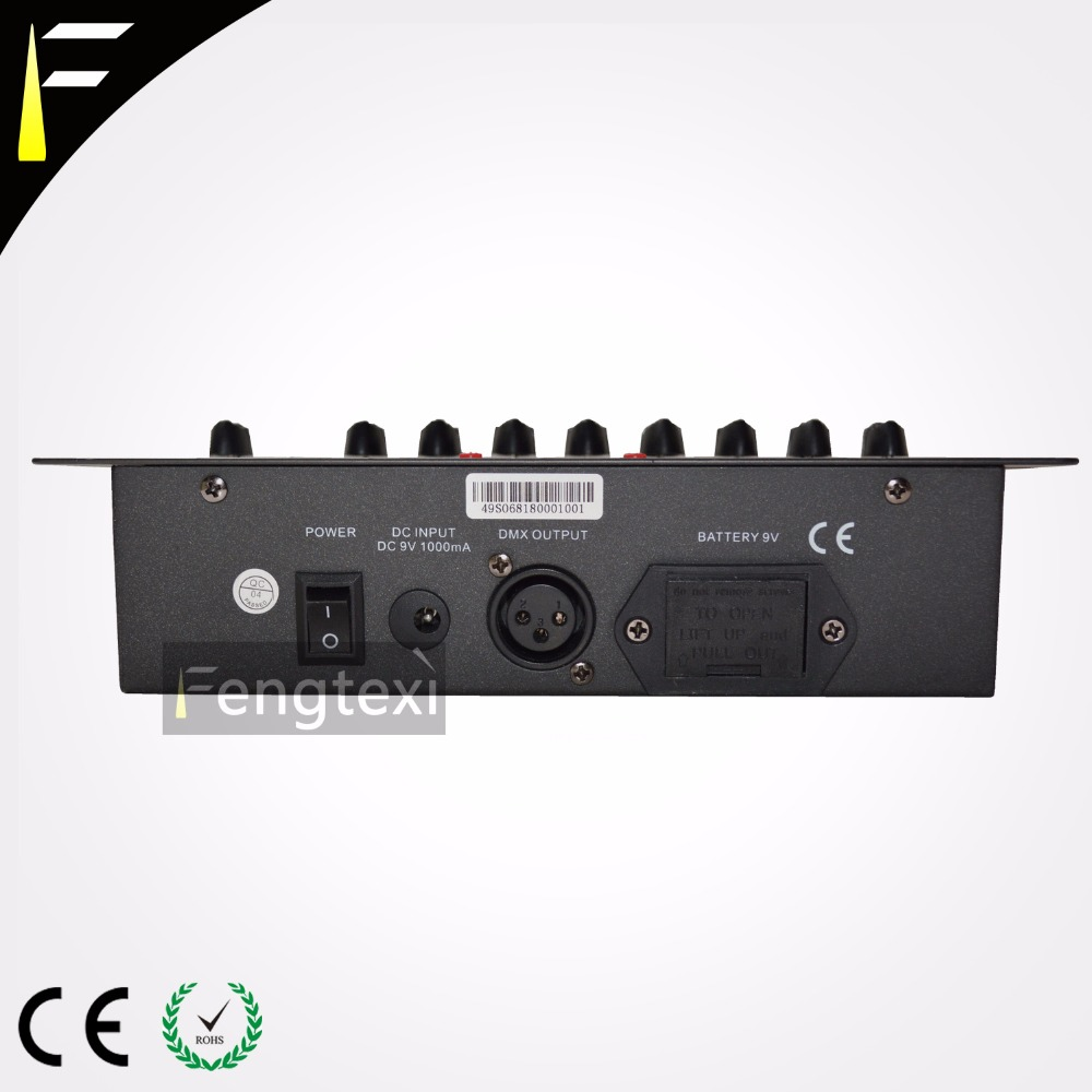 Image 2 - 16 Channel Simple DMX Console 16CH dmx512 Easy Stage Light Controller-in Stage Lighting Effect from Lights & Lighting