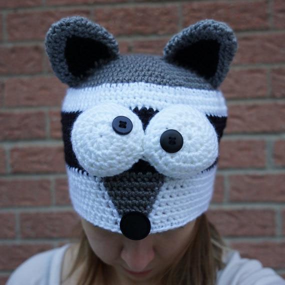 eff554116b2 Crochet Fox hat