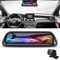 Smart Car DVR K62 10 inch Full HD Starlight Night Vision 1080P Multi functional Smart Car Dual Lens DVR Support TF Card