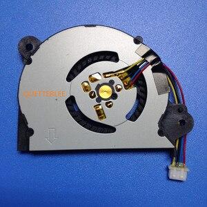 Freies verschiffen ursprüngliche kühlkörper mit lüfter für asus vivobook s200e q200e x201e x202e laptop cpu fan lüfter ef50050s1-c170-s99