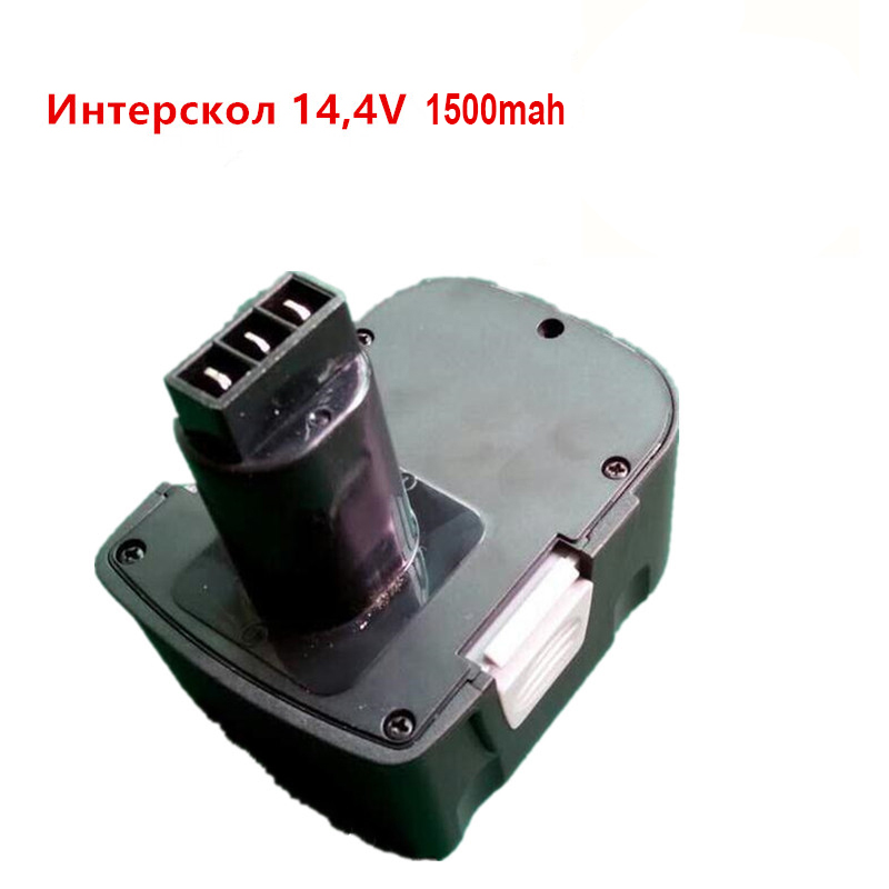 Laipuduo 14 4V 1500mAh Ni CD DA 13 14 4E Power Tool Replacement Battery Cordless Drill