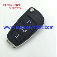 OEM Бесплатная доставка Новый Автомобильный ключ KEYDIY NB серия оригинальный пульт дистанционного KD-NB02 для KD900 URG200 машина лучшее качество