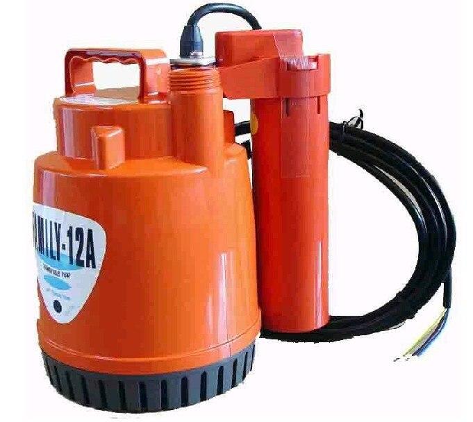 Japan Tsurumi pumps 100W FAMILY 12A automatic submersible pump