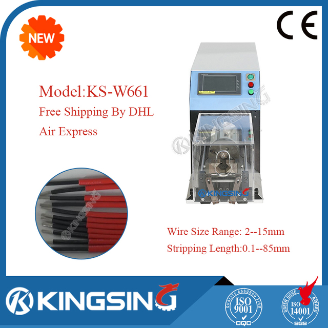High quality Low Price Heavy duty Stripping Machine Coax Cable/Wire ...