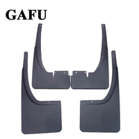 Car Styling For ford rander accessories Mud Flaps Splash Guards Mud Guards Mudguards Fenders With Screws Car Styling 2017 2019