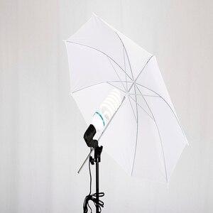 Image 5 - 1PC 33inch Photo Studio flash Soft Umbrella Translucent Photography Lighting Accessories