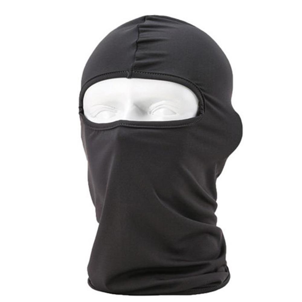 QINGLONGLIN Outdoor Sports Face Neck Mask Winter Warm Ski Snowboard Wind Cap Police Cycling Balaclavas Hat