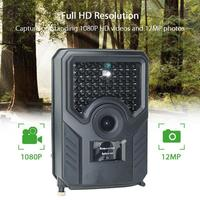 PR 200 1200MP HD 1080P Infrared Video Photo Camera Outdoor Hunting Scouting Trail Camera Night Vision IR Cam Video Recorder new