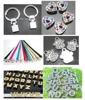 Orden de compra-8mm letras, pulsera, llaveros, colgante